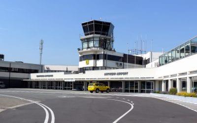 Aéroport d'Anvers : Services de Transfert