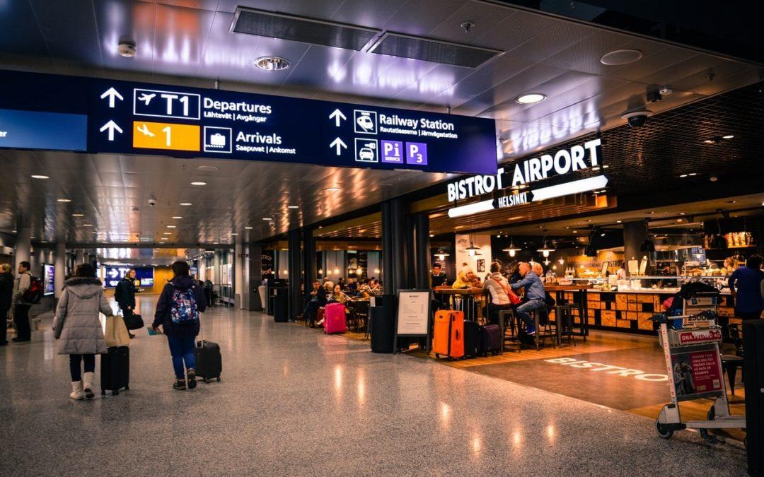 boutique pour les achats dans l'aéroport pour des achats dans les aéroports