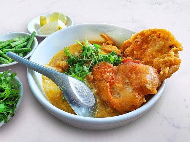 spécialité culinaire de birmanie